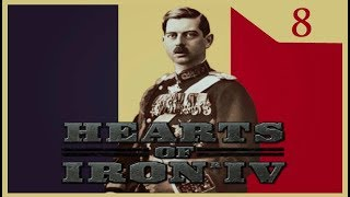 Hearts of Iron IV Waking The Tiger - Romania Multiplayer #8