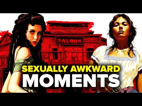 Sexually Awkward Moments in Red Dead Redemption