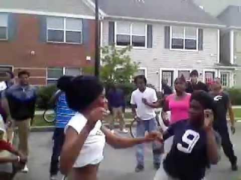 ghetto fight