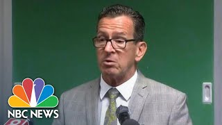 CT Governor: 'Fentanyl Is An Absolute Public Health Disaster' | NBC News