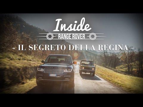 Range Rover il segreto della Regina Inside