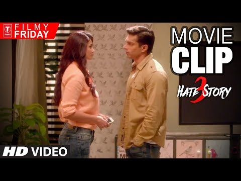 HATE STORY 3 Movie Clips 4 - Romantic Thriller