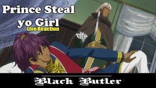 Black Butler Episode 13: Live Reaction