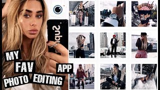 The Best Photo Editing App for Instagram - How I Edit My Photos + IG stories with InstaSize