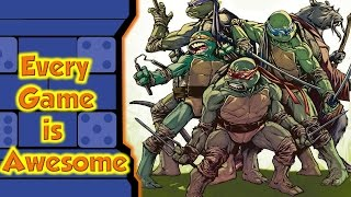 Every Game is Awesome - TMNT: Shadows of the Past