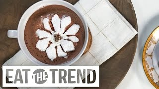 Blooming Marshmallow | Eat the Trend