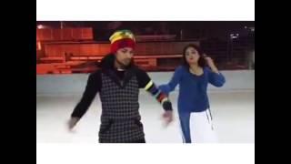 racy-রেসি dance practice at bfdc