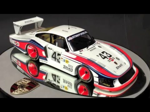 1/18 Porsche 935/78 Martini Moby Dick Turbo by Spark review