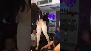 Sexy dance transparent