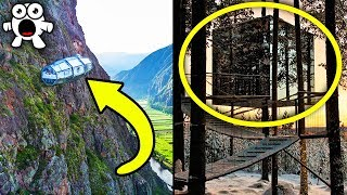 Top 10 Most AMAZING Hotels You Won
