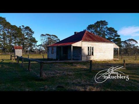 Abandoned Free Masons House