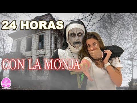 Xxx Mp4 24 Horas Con La Monja 🎃 Un Día De Terror Con La Monja LA DIVERSION DE MARTINA 3gp Sex