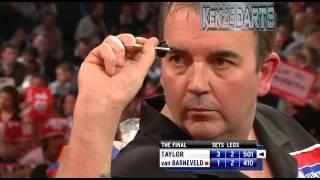 PDC World Darts Championships 2009 - Final - Taylor VS van Barneveld