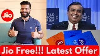 Jio Free for 1 Year 😂 😂 😂 Exclusive Latest Summer Offer - April Fool Prank
