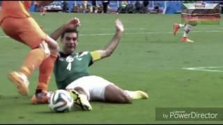 Rafa Marquez ●|The Gladiator|●Best defensive skills and gosls copilation