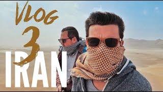 IRAN - VLOG 3 : baignade au milieu du désert