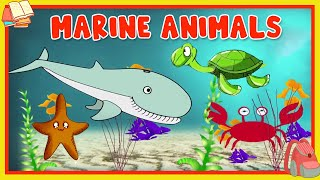 Marine Animals - Animated Series - 1