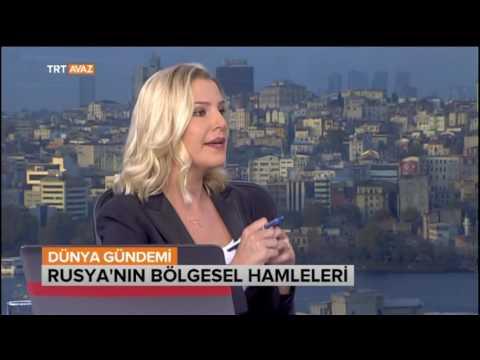 Suriye'de İç Savaşa ve Türkiye'nin Hassasiyetine Rusya Nasıl Bakıyor?  - Dünya Gündemi - TRT Avaz