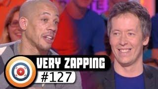 Joey Starr clash Lemoine sur TPMP, un chien en politique  ...  Very Zapping #127