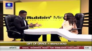 Rubbing Minds: Gift of Grace, A Siblings Bond PT1