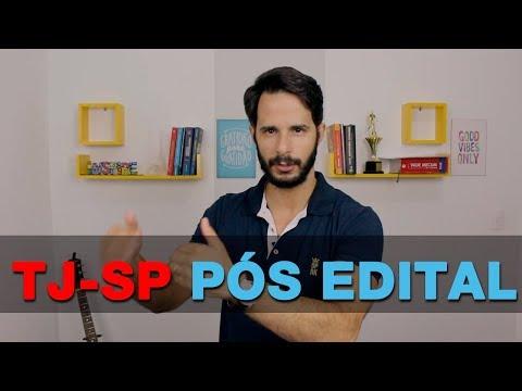 Como Estudar Para o TJ-SP Interior (pós Edital) - 5 Dicas!