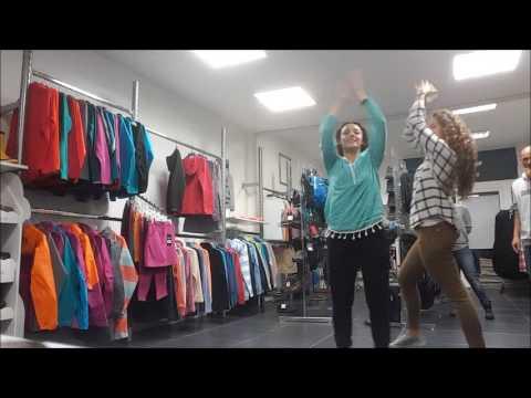 Deorro - Bailar - Cendrine flash mob
