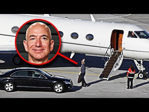 10 Most Expensive Things Owned By Jeff Bezos