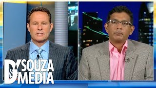 Dinesh D'Souza: How Obama & Hillary destroyed the Democratic Party