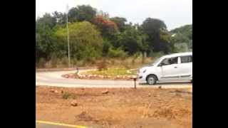 Pune RTO new Driving Test Track - 8 shape track!