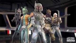 Star Wars Galaxy of Heroes: Bossk is Coming Soon