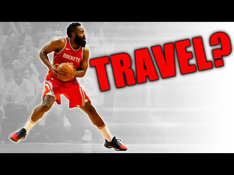 Is The James Harden Step Back REALLY A Travel Full Breakdown