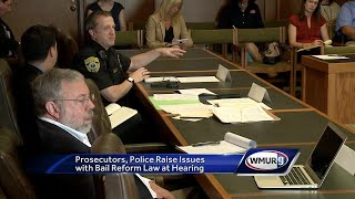Police, prosecutors criticize new bail reform law