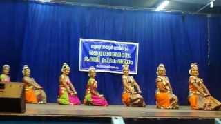 sarga bharatanatyam group dance