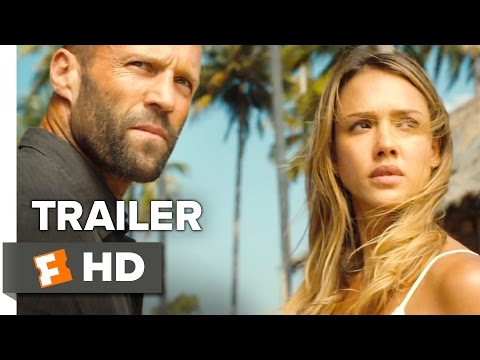 Xxx Mp4 Mechanic Resurrection Official Trailer 1 2016 Jason Statham Jessica Alba Movie HD 3gp Sex