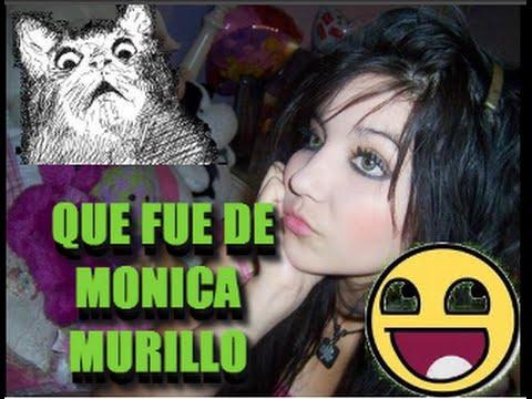 QUE FUE DE MONICA MURILLO la famosa chica de las redes sociales .Exclu. parodia noviembre 2016