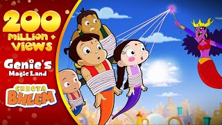Chhota Bheem - Genie's Magic Land   Full Video
