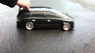 تفحيط سيارة ريموت هوندا اوديسي