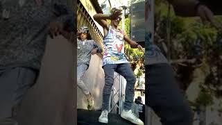 رقص جاحد صالح فوكس ومعتصم فوكس من فرحة عمر النون / مهرجان ازنجفك 2018