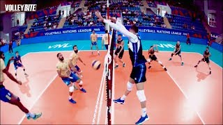 Like A Boss 2 : Best Monster BLOCKING 1v1 | The Volleyball