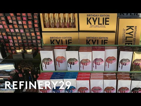 Why Fake Kylie Jenner Lip Kits Could Be Dangerous   Shady   Refinery29