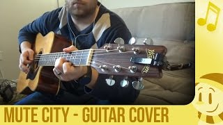 Mute City F-Zero Acoustic Guitar Cover - snomaN Gaming