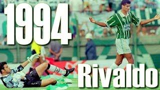 QUEM APANHA NUNCA ESQUECE / PARABÉNS RIVALDO / 1994