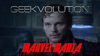 Marvel Mania Day 39   Guardians of the Galaxy