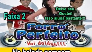 Forró Perfeito CD 2013-Na balada pampam 02