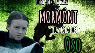Juego de Tronos || Todo sobre la casa Mormont y la Isla del Oso || Narración