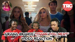 "Ariana Grande ""Thank You, Next"" Music Video Reaction"