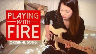Juliana Vieira -  Playing with fire (Original song)