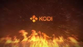 Kodi Rapier skin splash video