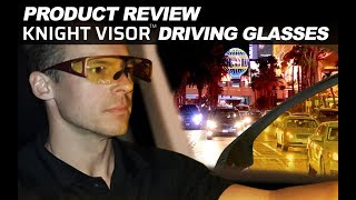 Product Review: Night View Driving Fitover Glasses By KNIGHT VISOR And Anti Blue Light