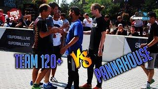 WS3s OPEN SUPERBALL | 120+ VS PANNAHOUSE